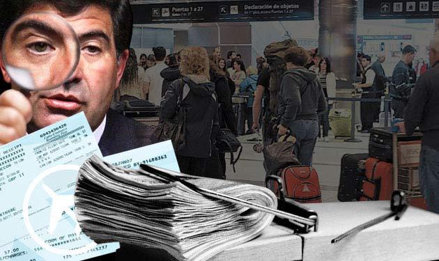La AFIP intimará a los turistas argentinos que pidieron dólares y no viajaron