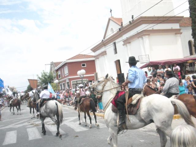 La plaza Próspero Molina  en su cuenta regresiva