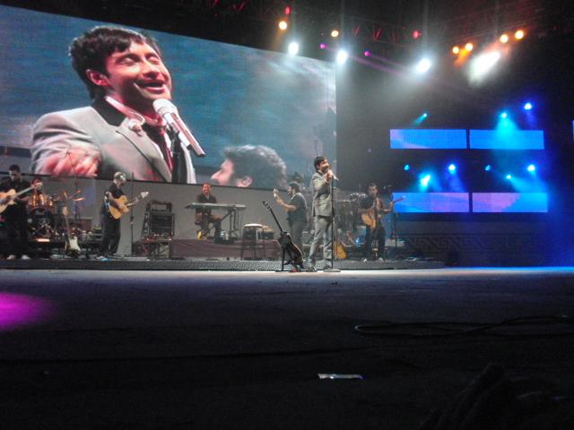 El canto está vivo en Cosquín