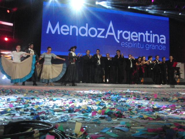 Pobre presentación de Mendoza en Cosquín