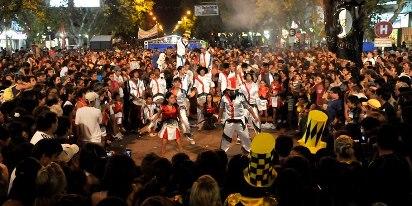 Carnavales Populares de San Rafael