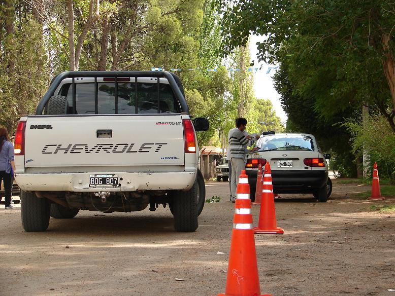 Continua entrega de licencias en El Nihuil