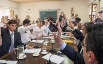 Suspendieron al intendente de Bariloche