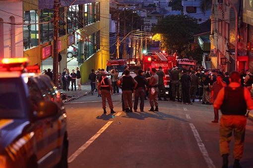 El incendio de la discoteca de Santa María es el más trágico de Brasil en los últimos cincuenta años