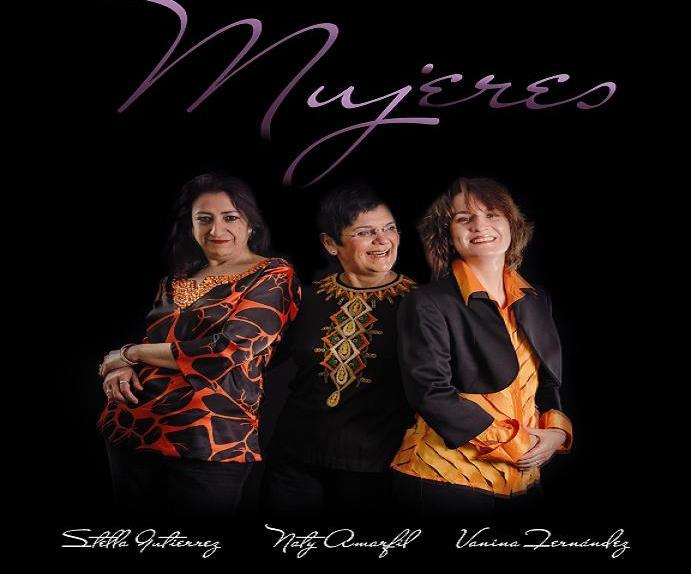Espectáculo musical temático Mujeres
