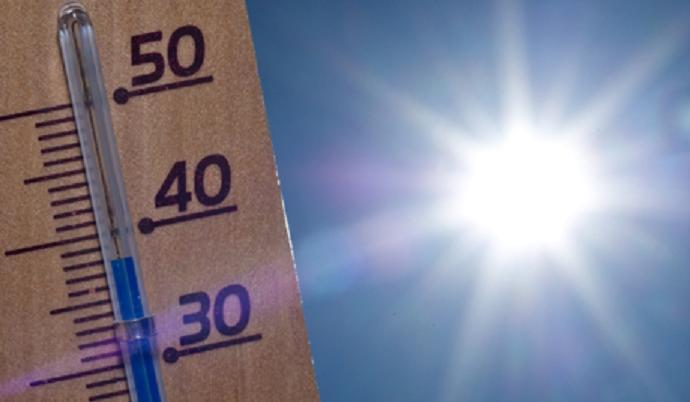 Este viernes será agobiante por el calor