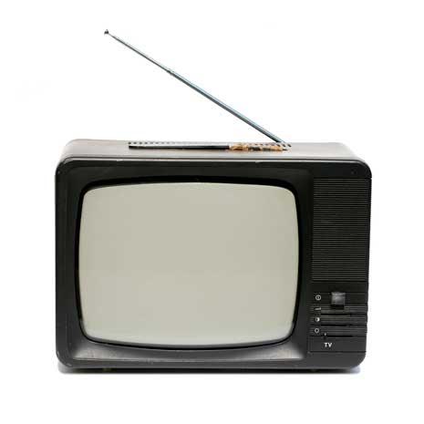 Televisión agotada