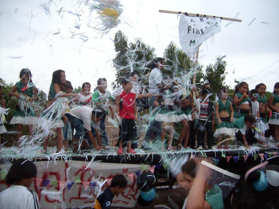 1° Carnaval en B° El Molino