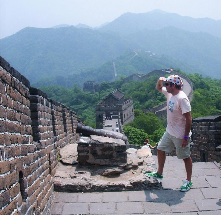 La gran muralla de los 10.000 LI
