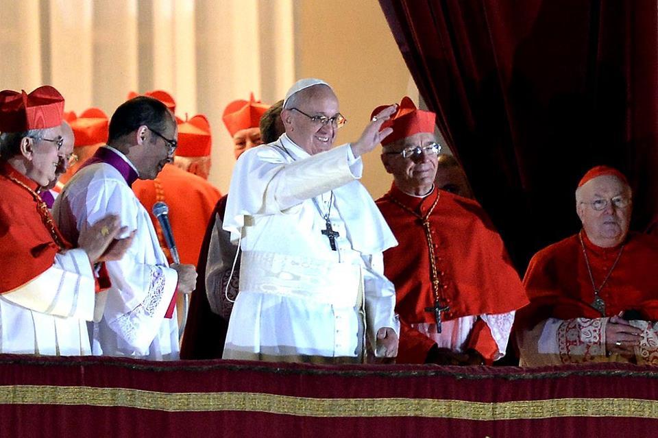 Bergoglio Papa