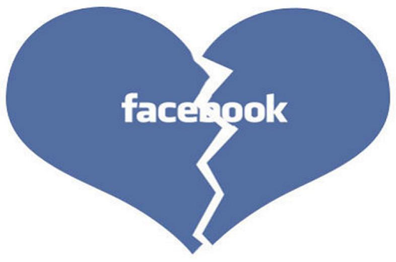 ¡Lo que ha unido el amor, que no lo separe Facebook!