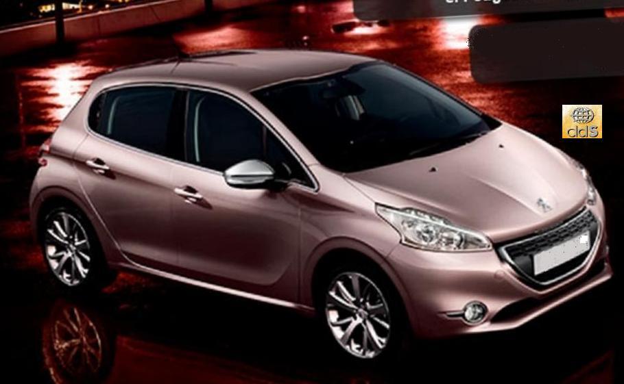 El nuevo Peugeot 208 llega a la Argentina