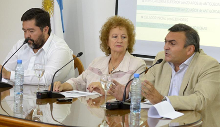 La oferta salarial docente en Mendoza