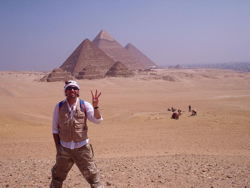 Las eternas pirámides de Egipto