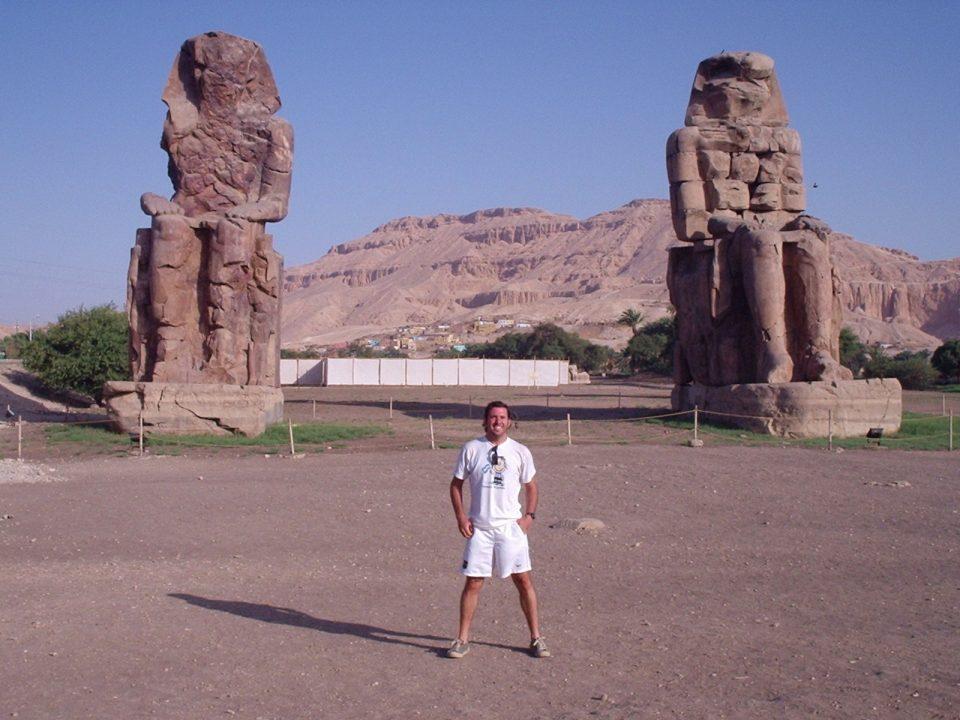 La tumba maldita de Tutankhamón