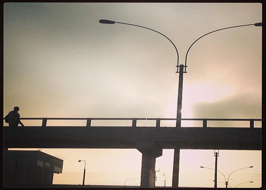 Lima y el polvo