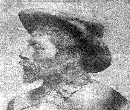 """""""Los verdaderos dueños de estas tierras eran los aborígenes"""""""