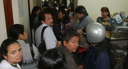 Los ¿ Méritos? de Junta Calificadora Nivel Inicial y Primario de la DGE de Mendoza