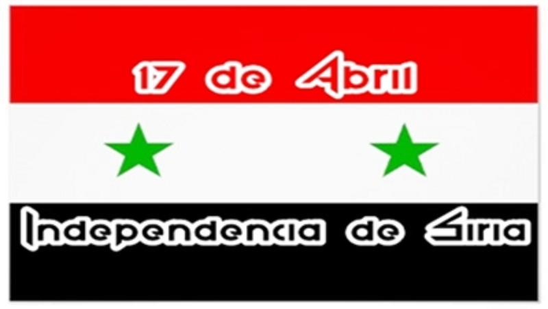 La colectividad siria celebró 67 años de independencia