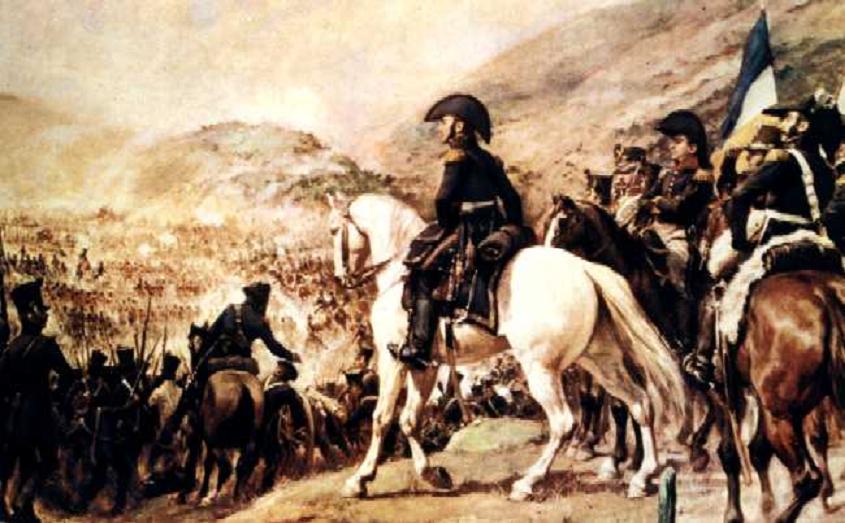 La Guerra de Zapa de San Martín