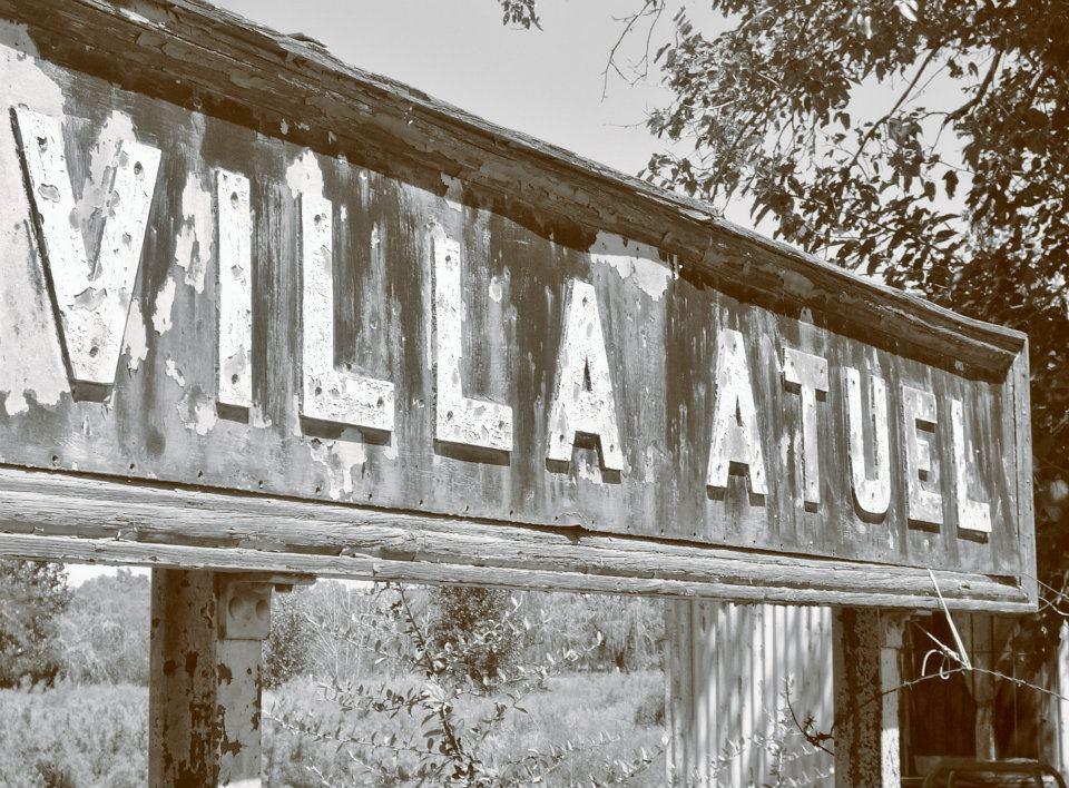 Una vez más Villa Atuel sin agua