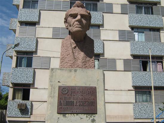 Ablación múltiple de órganos en el Schestakow