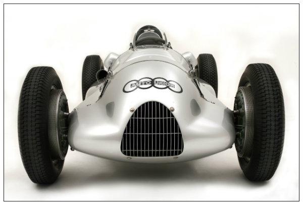 Auto Union D-Tipo Silver Arrow