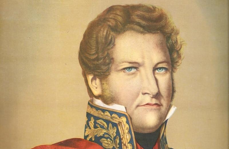 Juan Manuel de Rosas unido a nuestro terruño