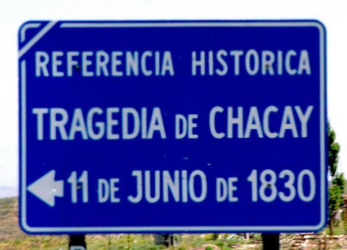 Tragedia de El Chacay