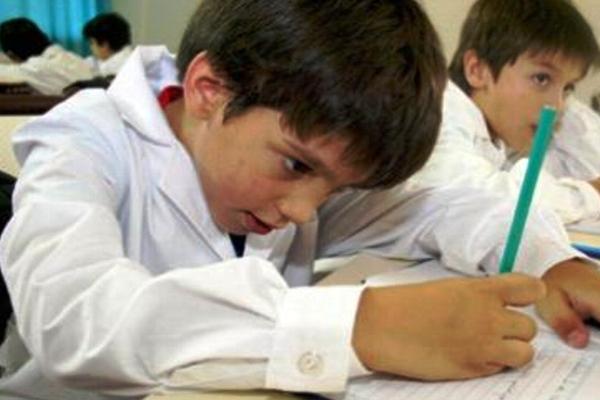 Los chicos vuelven a clases luego del receso invernal