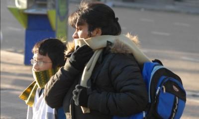"""La DGE pide a los padres que manden a sus hijos a clases porque """"no pasarán frío en la escuela"""""""