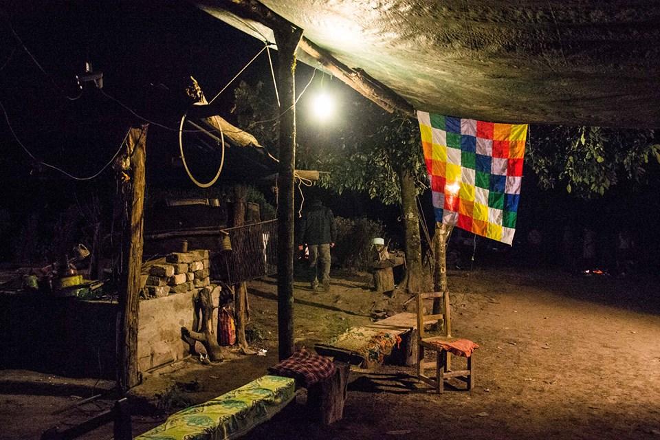 """""""Mi paso por la comunidad aborigen de El Nogalito"""""""