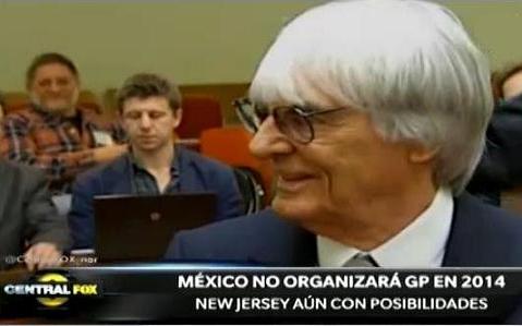 México no organizará Gran Premio de Fórmula 1