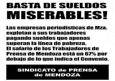 La Corte de Mendoza convocaría a una audiencia pública por las denuncias de trabajadores de Prensa