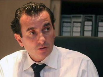 """""""Paco"""" Pérez con freno de mano"""