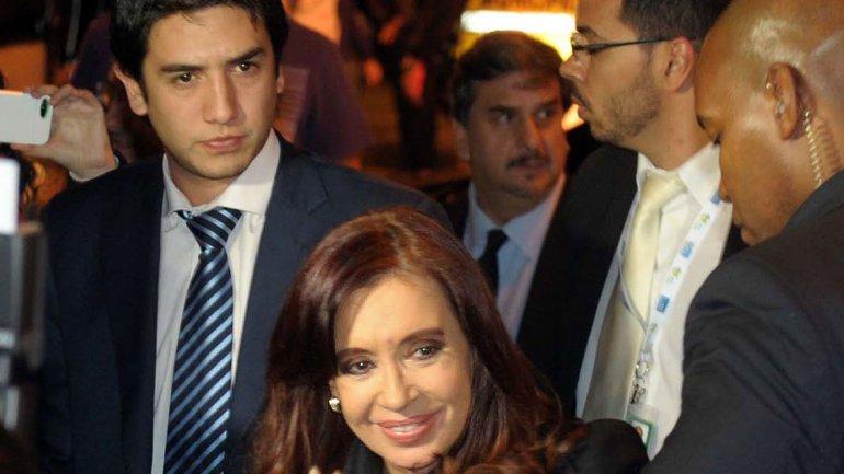Renunció uno de los secretarios privados de Cristina Kirchner