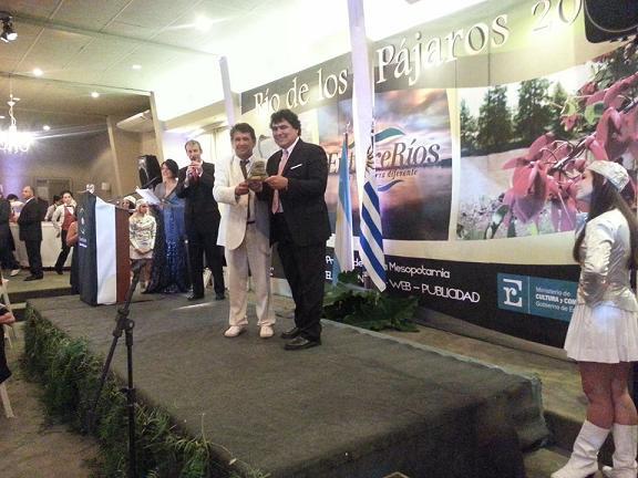 Programa radial sanrafaelino ganó premio