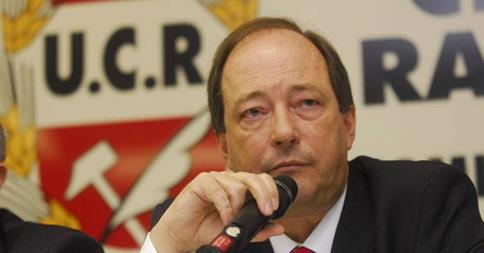 """Sanz: """"Si no vamos con Macri jamás vamos a volver a ser gobierno"""""""