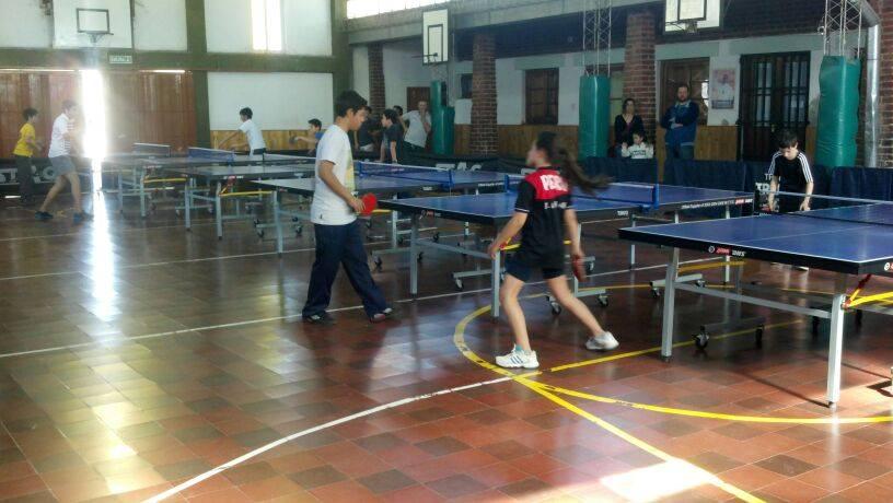 Torneo de tenis de mesa mes de octubre d a del sur noticias - Torneo tenis de mesa ...