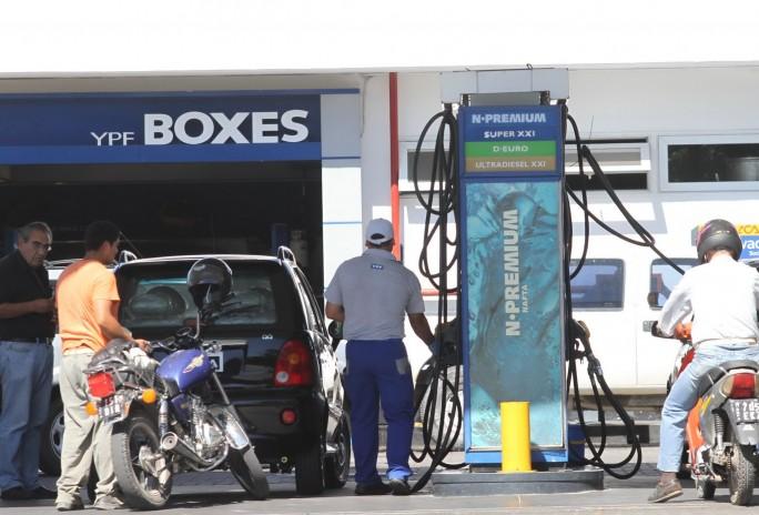 Aumentaron el combustible