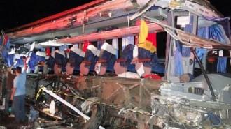 Diez-muertos-al-chocar-un-micro-escolar-con-un-camión-en-Brasil