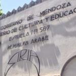 Escuela República de Siria.