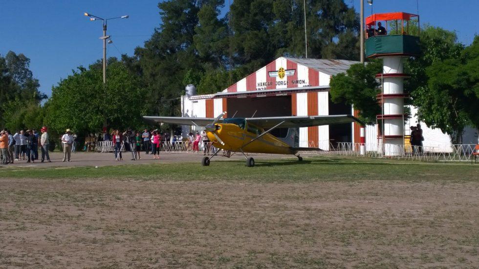 Festival de los 75 años Aero Club General Alvear