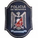 policia de mendoza escudo