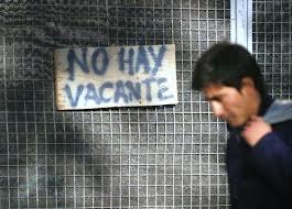 La desocupación aumentó al 7,5%. En Mendoza creció 1,6 puntos en un año.