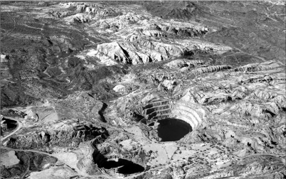 La remediación de Sierra Pintada y la Ley Provincial 7722