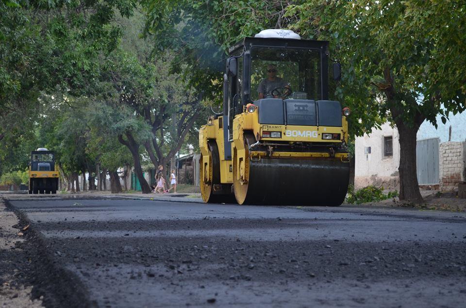 Obras de asfalto d a del sur noticias for Pavimentos y suministros del sur