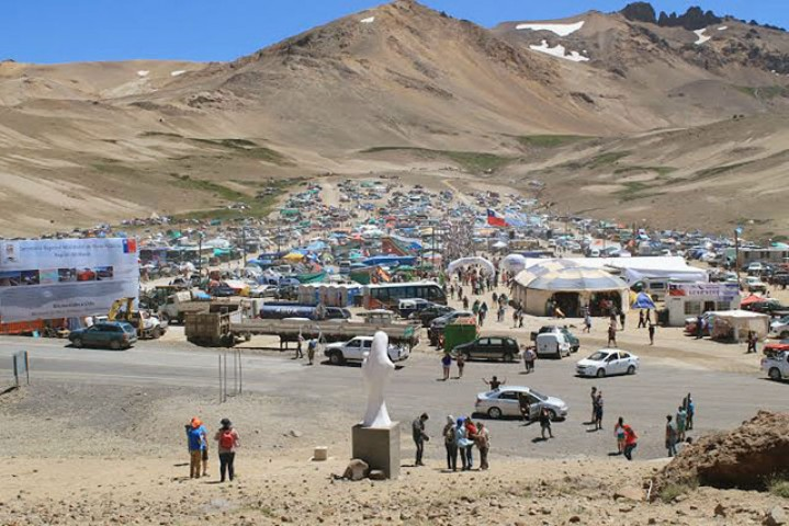Más de seis mil personas coronaron el Encuentro chileno-argentino