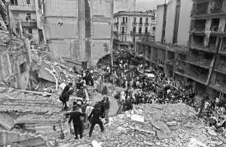 A 23 años del atentado, la AMIA renueva el reclamo de justicia