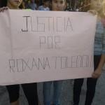 Justicia x Roxana